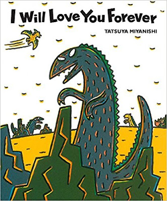 I Will Love You Forever - a bookwrap