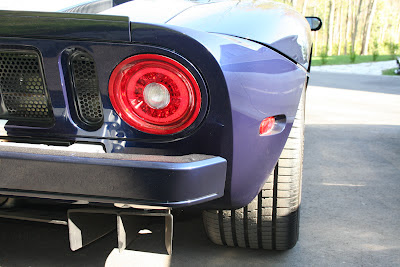 Ford GT Tail-light Rear