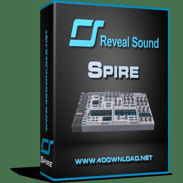 Download Reveal Sound - Spire v1.1.14 Full version