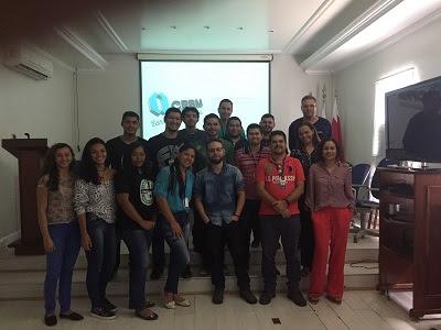 Serviço Geológico do Brasil recebe alunos do Instituto Federal do Pará