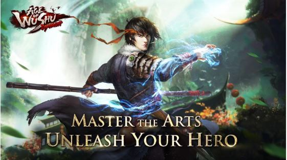 Age of Wushu Dynasty APK1