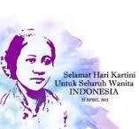 Biografi Dan Profil Lengkap Raden Ajeng Kartini (R.A Kartini) Sang Pendekar Emansipasi Wanita