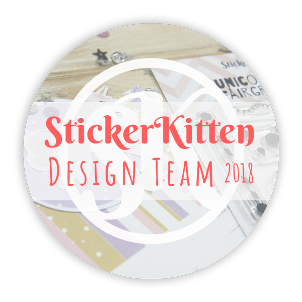 Sticker Kitten