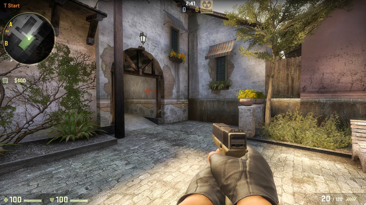 Counter-strike 1.8