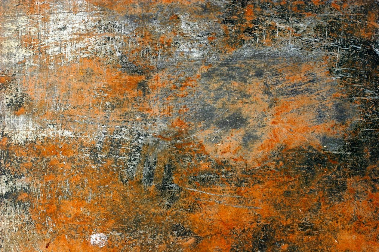 Marzua c mo pintar paredes y objetos con efecto xido - Pintar paredes con efectos ...