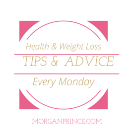 Stop Thinking and Start Doing | Morgan's Milieu: My weight loss badge.