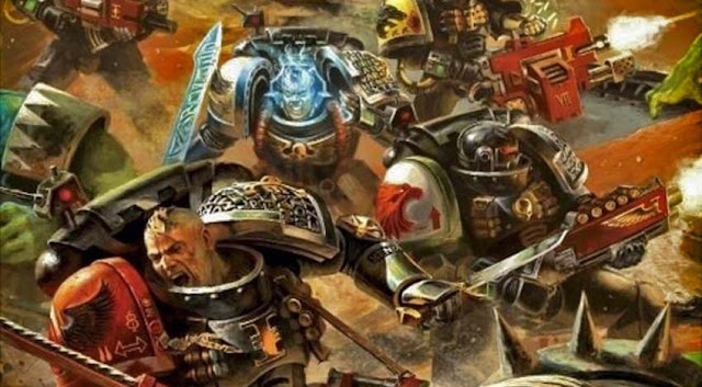 FAQ Deathwatch 40k