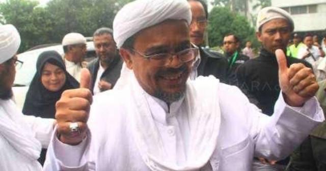 Tidak Beres, Wakapolri dan Kapolda Metro Jaya Berseberangan Soal Penjemputan Habib Rizieq