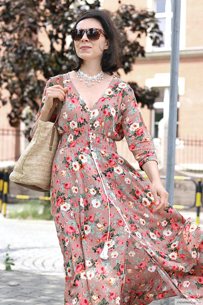 sukienki maxi lato