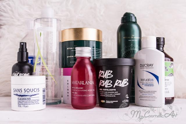 Productos Terminados Mayo 2018