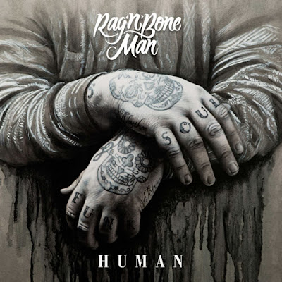 "Rag'n'Bone Man Holds UK No.1 Album With ""Human"""