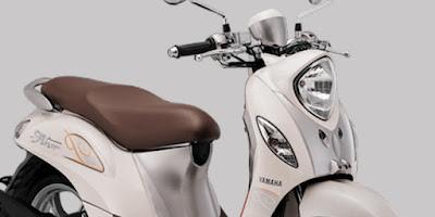 Makin Retro dan Elegan Inilah Varian Warna Baru Dari Yamaha Fino Sporty dan Premium