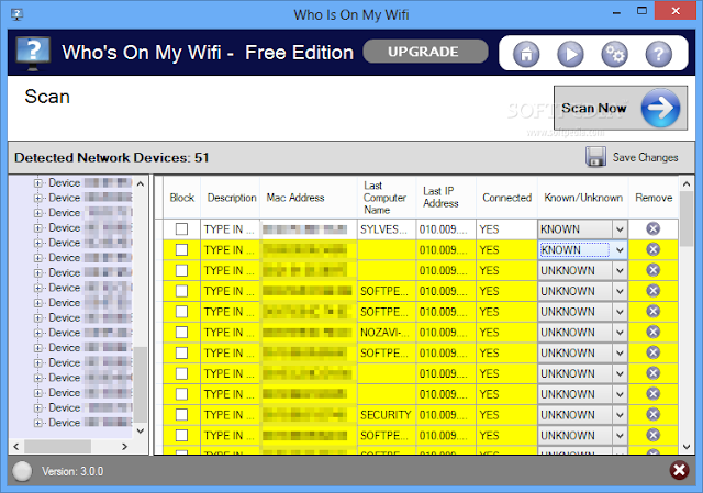 Who is Connected on my Wifi Free Download