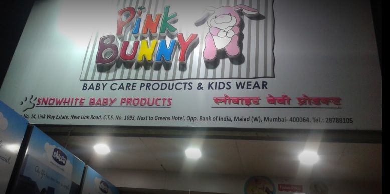 Pink Bunny Baby Store