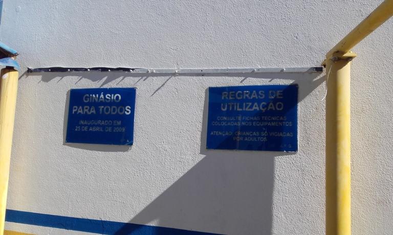 Ginásio Praia Samouco
