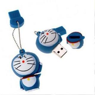 Gambar Flashdisk Doraemon Yang Unik Dan Lucu_200076