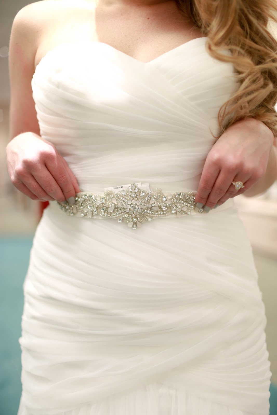 68949249f0ef Meet The Stylist Experience at David s Bridal • Brittany Ann Courtney
