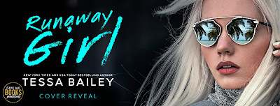 Runaway Girl by Tessa Bailey – Cover Reveal