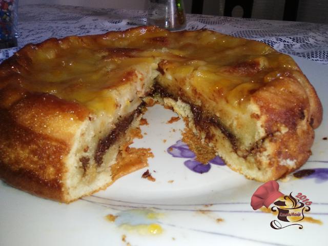 Tarta de Manzana con Nutella 4