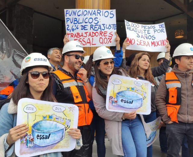 Trabajadores de Essal denuncian nula disposición de la empresa