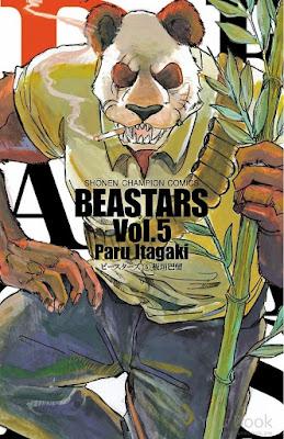 BEASTARS ビースターズ 第01-05巻 raw zip dl