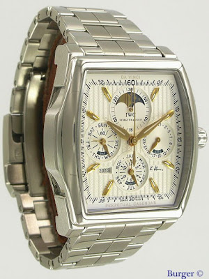 Imitación IWC Da Vinci Calendario perpetuo Relojes IW376204 Revisión De http://www.replicas-relojes.es/!