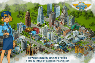 Download Airport City Mod Apk Terbaru