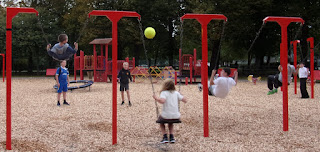 playpark swing activity