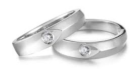 Silver Diamond Rings Cheap