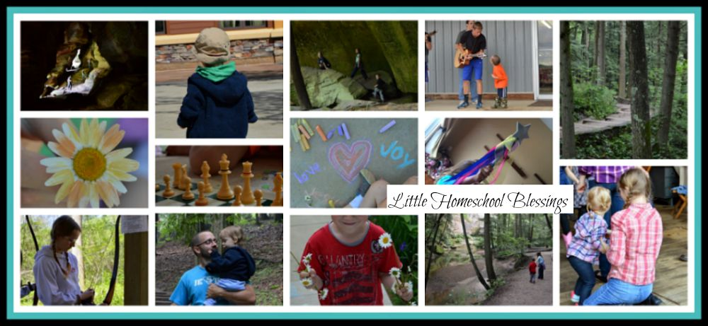 Little Homeschool Blessings