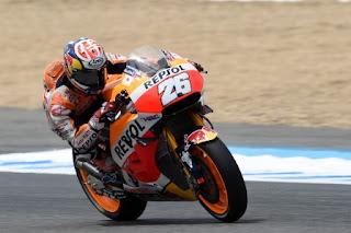 MotoGP Jerez Spanyol: Pedrosa Dominasi Latihan Bebas FP1 & FP2