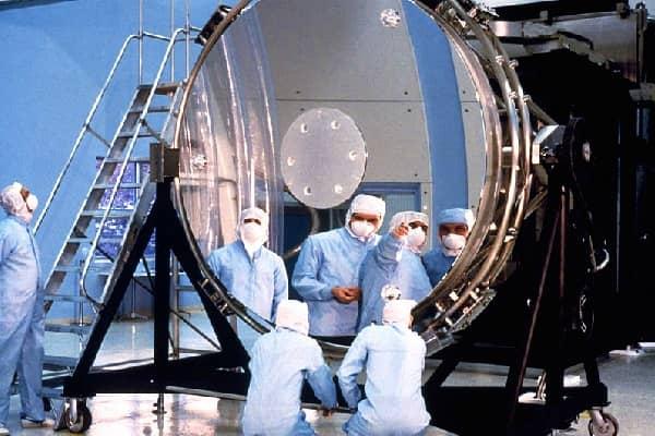 fakta tentang teleskop hubble