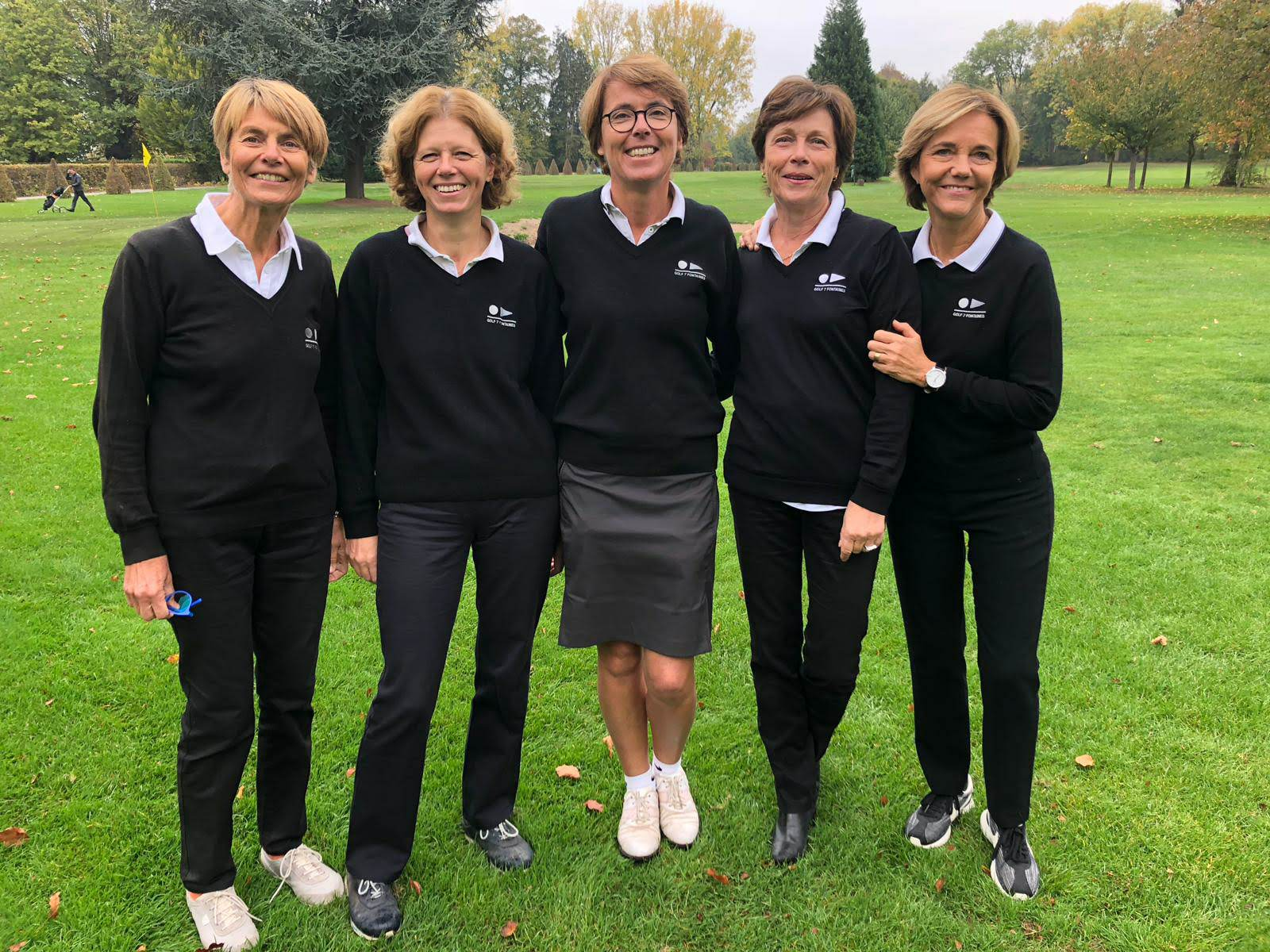 Les Ladies Du Golf De Sept Fontaines: Winter Cup 7