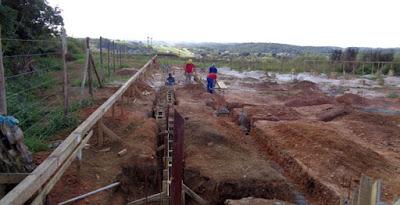 Prefeitura inicia construção de nova creche no bairro São José