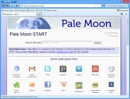 Download a pale moon in 2016 browser free computer