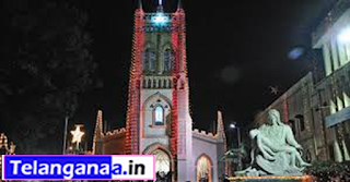 St. Mary's Church Secunderabad Telangana