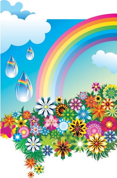 Kids Love Holidays: Find a Rainbow Day
