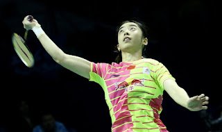Final Uber Cup 2016 China vs Korea