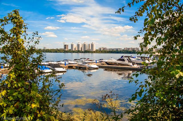 Яхты в Воронеже