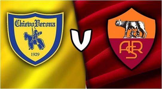 نتيجة مباراة روما وكييفوفيرونا اليوم الخميس 22/12/2016 ,  لمسات محمد صلاح  تقود روما للفوز 3-1