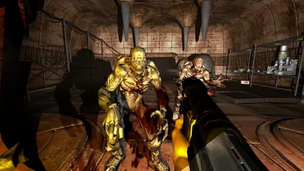 PC Games Wallpaper: Doom 3 Free Full Version Pc Game Download ~ Free