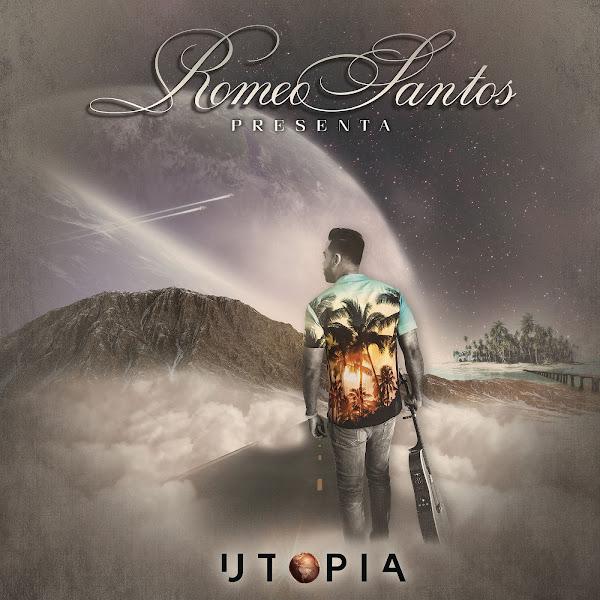 Romeo Santos - Utopía Cover