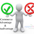 Advantages and Disadvantages of Ecommerce Business