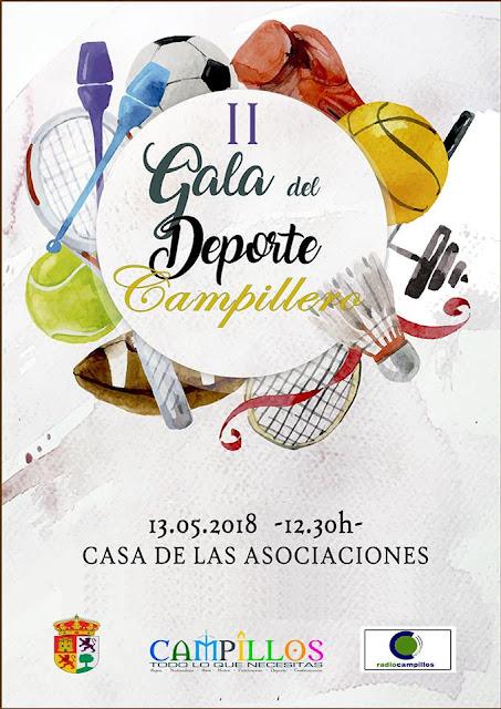 II Gala del Deporte en Campillos