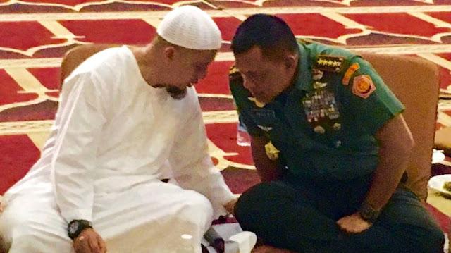 Presiden Peringatkan Panglima TNI Gatot Nurmantyo, Ada Apa?