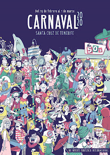 Santa Cruz de Tenerife - Carnaval 2020 - Javier Nóbrega