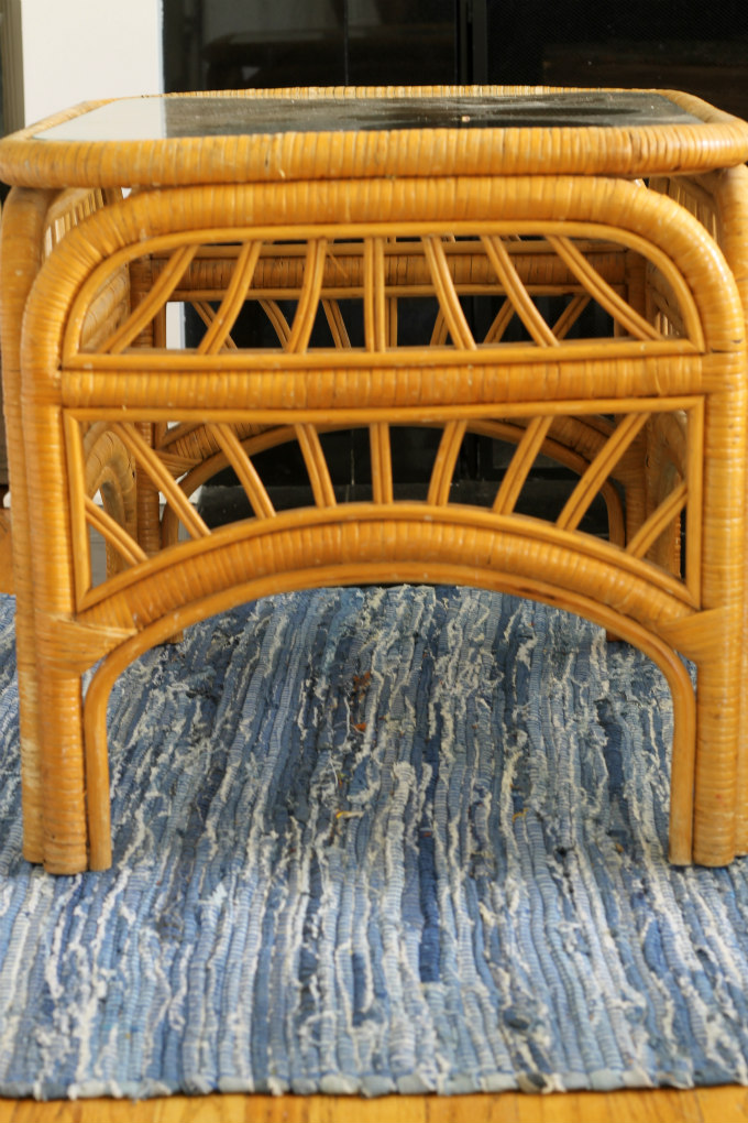 Painting Rattan Bamboo Furniture The Wicker House