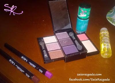 comprinhas feminices mulher maquiagem esmalte dica beleza make kit mulherzice lady bagunça pew luisance