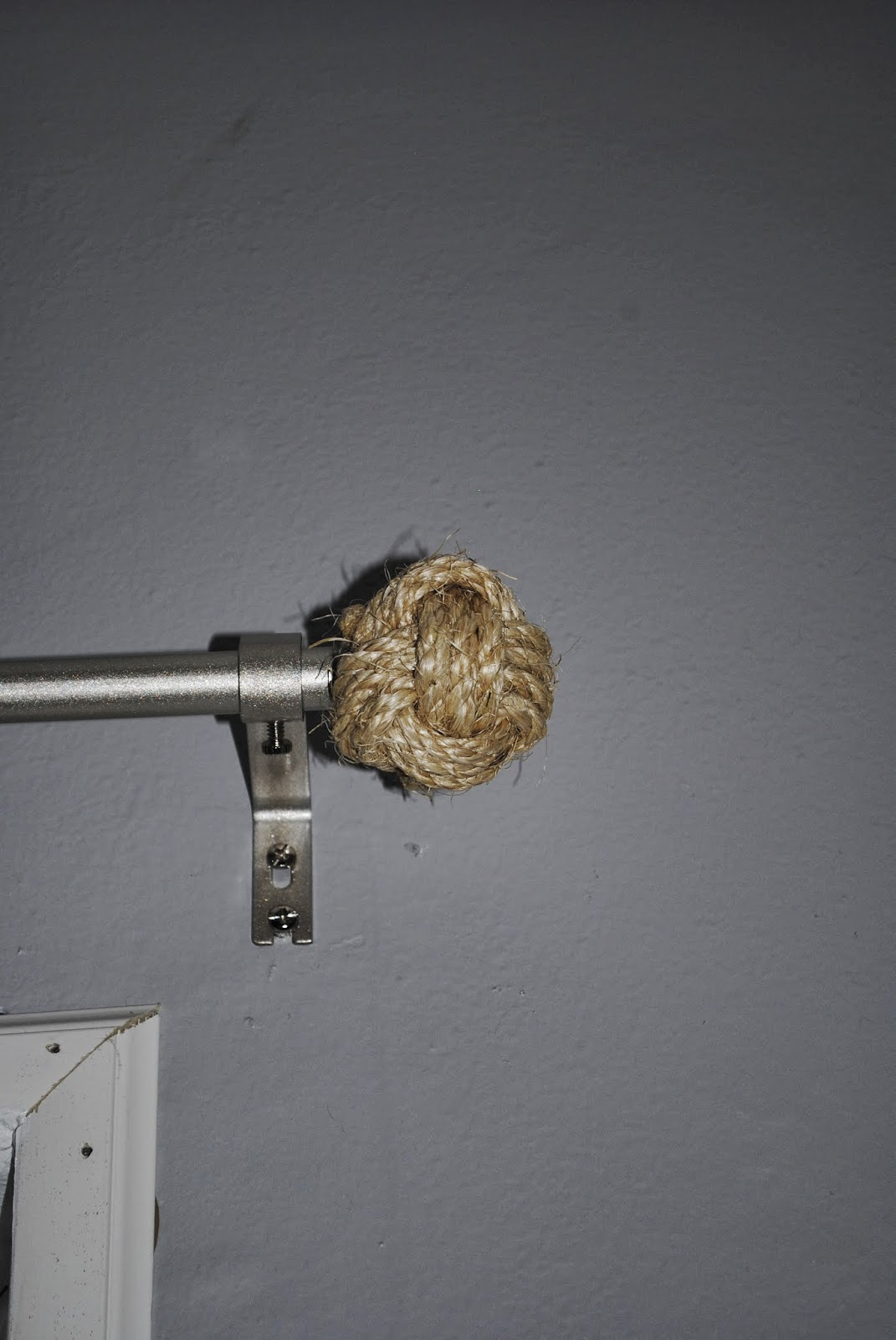 Nautical Curtain Rod