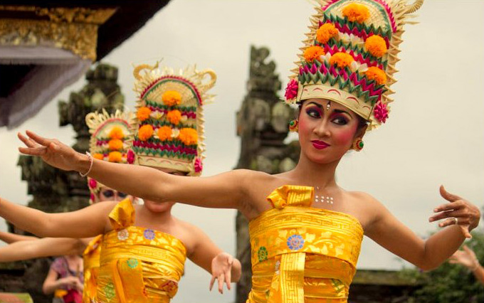 Tari Rejang, Tarian Tradisional Khas Bali